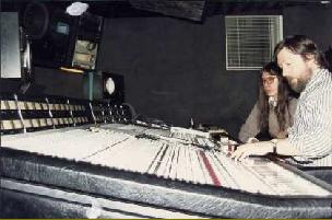 (Eric & Marc) mixing Still Dream 1988